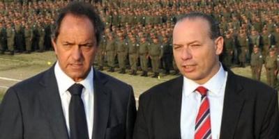 Scioli se sumó al pedido de Berni para expulsar a extranjeros que delinquen
