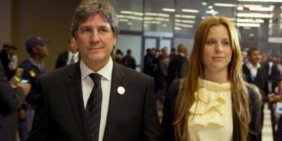 La Cámara dispuso que la Justicia federal investigue el extraño robo a la pareja de Amado Boudou