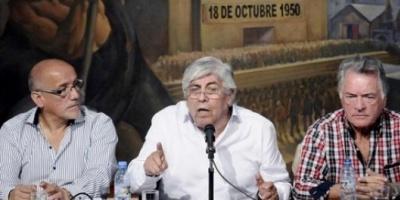 Con críticas al Gobierno, la CGT confirmó el paro nacional y amenazó con más medidas de fuerza