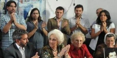Abuelas de Plaza de Mayo confirmó la identificación de la nieta 115