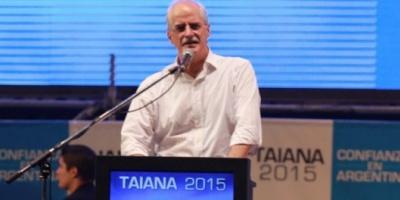 Taiana se sumó a la pelea por suceder a Cristina Kirchner