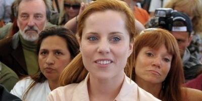"""Agustina Kämpfer declaró en Tribunales por el robo de dos computadoras: """"Eran mías"""""""