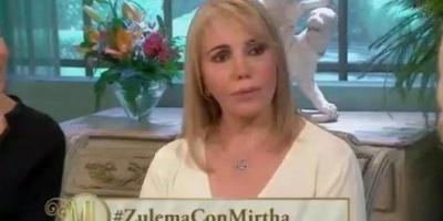 """Zulema Yoma, sobre la muerte de su hijo: """"Fue un aviso para Carlos Menem"""""""