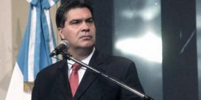 """Capitanich: la """"solución práctica"""" es que Griesa reponga el stay"""
