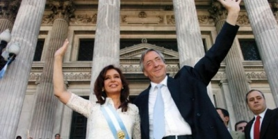 "Cristina evocó a Kirchner: ""A los llamados fondos buitre, les cabrá entender la firmeza de las posturas nacionales"""