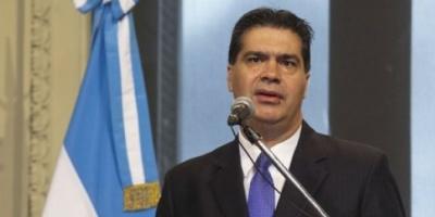 """Capitanich: """"No hay una estrategia para una reforma constitucional"""""""