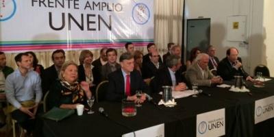UNEN reclamó al Gobierno la convocatoria al Acuerdo de Seguridad Democrática