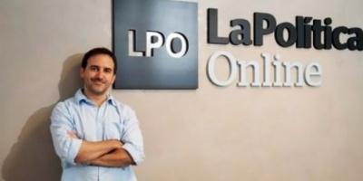 Adepa repudió los afiches contra el periodista Ignacio Fidanza