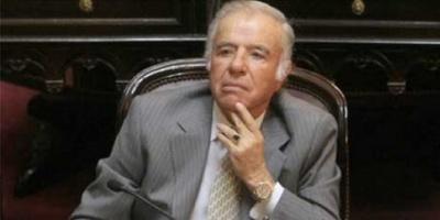 Carlos Menem aseguró que la muerte de su hijo fue un atentado