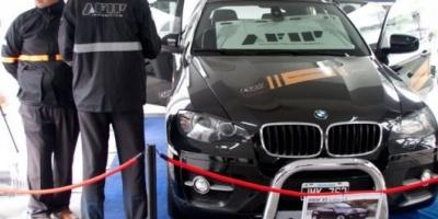 Un monotributista compró la camioneta de Fariña y ya es investigado por la AFIP