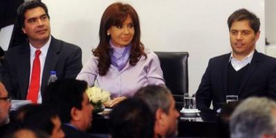"""Cristina anunció que """"la primera misión de la Secretaría de Hábitat será urbanizar 100 barrios"""""""