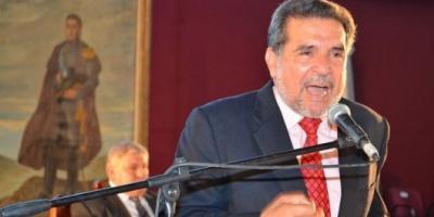 Beder Herrera anunció que se baja de la re-reelección