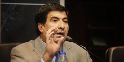 "Echegaray: ""La Presidente no es socia de Lázaro Báez"""
