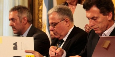 El gobierno porteño y la UBA firmaron convenios para realizar obras de renovación