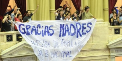 Pese al rechazo de la oposición, el oficialismo logró estatizar la Universidad de las Madres