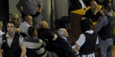 Condenan a perpetua por genocidio a 15 represores que actuaron en La Cacha