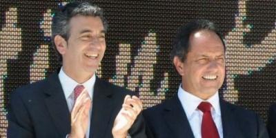 """Florencio Randazzo disparó contra Daniel Scioli: """"Es permeable al poder económico y mediático"""""""