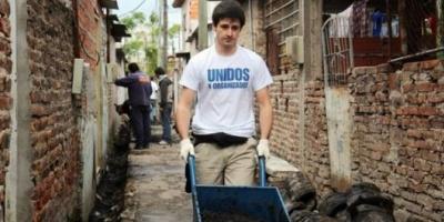 Unidos y Organizados recuerda a Néstor Kirchner con jornadas solidarias en todo el país