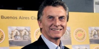 Macri volvió a Mendoza y se reunió con el presidente de la UCR provincial