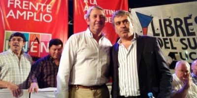 """Cobos dice que si es presidente, los delincuentes irán presos """"sean extranjeros, argentinos o vicepresidentes"""""""