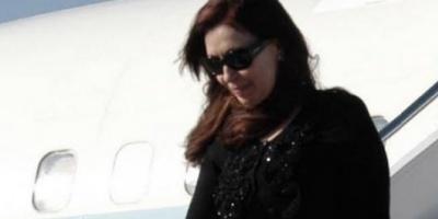 La Presidenta pasará el fin de semana en El Calafate y el martes retomará su actividad oficial