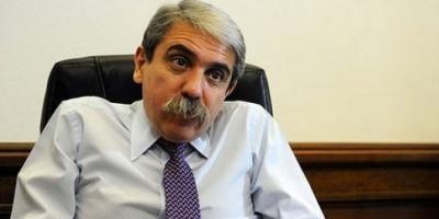 """Aníbal Fernández: """"Lo de la oposición es una vergüenza"""""""