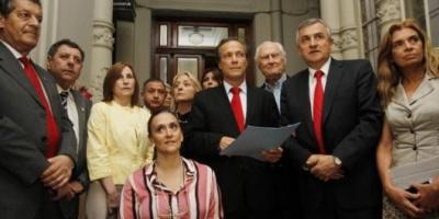 """La oposición rechazó la denuncia por sedición contra senadores: """"Nos quieren presos"""""""