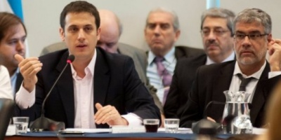 """Julián Álvarez reiteró que el accionar del juez Bonadio es """"extorsivo"""""""