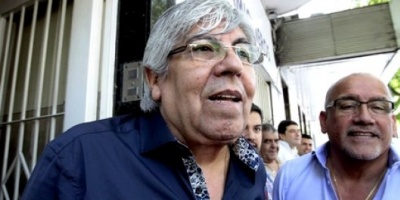 """Moyano advirtió que las protestas del jueves """"por ahí se prolongan más"""""""