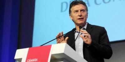 """Macri prometió hacer """"el más ambicioso plan en materia de infraestructura de la historia argentina"""""""