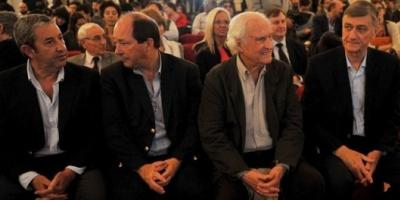 Los cuatro presidenciables del FAU presentarán en diciembre un acuerdo programático