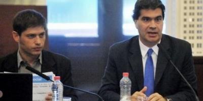 Capitanich y Kicillof hablaron sobre la integración bilateral con funcionarios brasileños