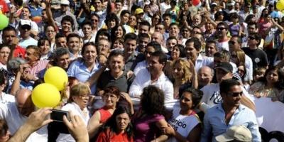 """Macri: """"Hay que terminar con el amiguismo que llena el Estado de militantes sin una función útil"""""""