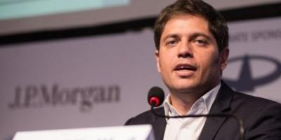 Kicillof aseguró que en las próximas elecciones se tendrá que elegir entre dos modelos de país