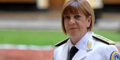 La primera mujer Comisaria General de la Policía Federal