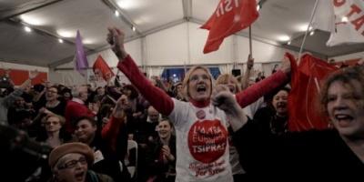 Grecia: ganó Syriza y la izquierda será mayoría en el Congreso
