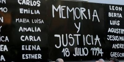 La comunidad judía fustigó al Gobierno por la firma del acuerdo con Irán y recordó a Nisman