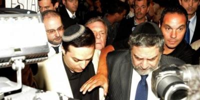El embajador de los EEUU y dirigentes de la comunidad judía se acercaron al velatorio de Nisman