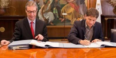 Argentina firmó con Alemania el acuerdo por el Club de París