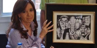 Cristina anunció un aumento de 18,6 por ciento para las jubilaciones a partir de marzo