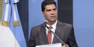Jorge Capitanich reasumirá la Gobernación en Chaco