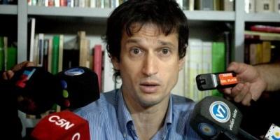 """Lagomarsino: """"Si la Presidente se refirió a una relación homosexual, confirmo que no la hubo"""""""