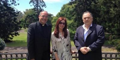 Allegados del papa Francisco se acercan a Cristina Kirchner en el tramo final de su mandato