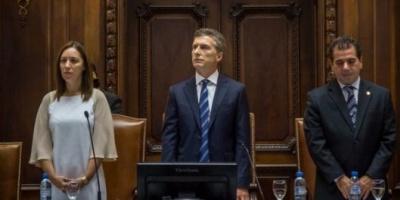 """Macri dio su último discurso en la Legislatura: """"Tuvimos aciertos y equivocaciones"""""""
