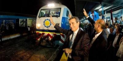 """Randazzo, sobre la estatización de trenes: """"El Estado es más eficiente que los privados"""""""
