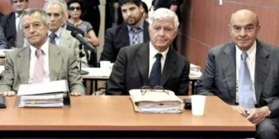 Comenzó el juicio oral por el pago de sobresueldos contra Menem y Cavallo