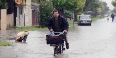 Más de 5.000 evacuados y autoevacuados por un nuevo temporal en el centro del país