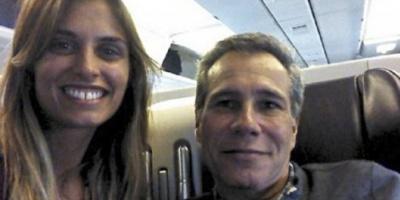 La modelo Florencia Cocucci aseguró que era amiga de Nisman y no lo veía desde noviembre