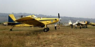 El Gobierno ahora afirma que nunca se compraron los 26 aviones hidrantes