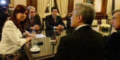 La Presidenta se reunió con el Jefe de Gobierno del Distrito Federal de México